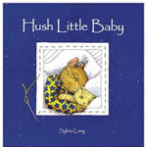 Hush Little Baby Board Book