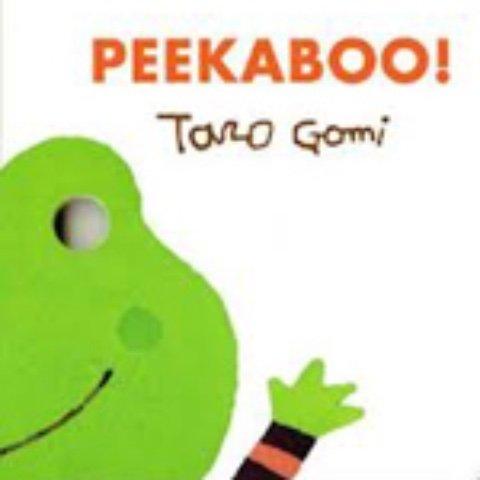 Peekaboo by Taro Gomi