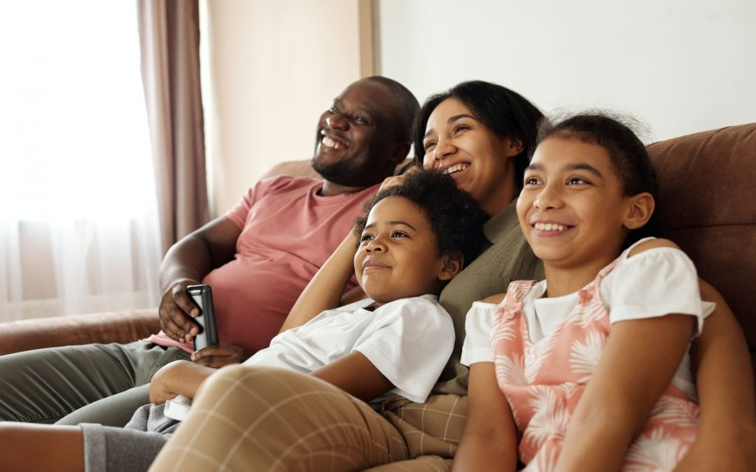 """Part Three: Happy Family Evenings Start With """"Happy Time"""""""